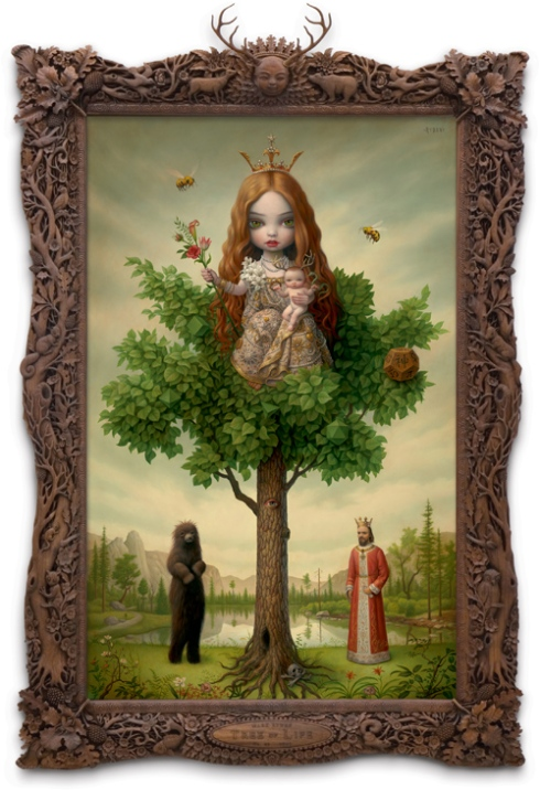 -The_Tree_of_Life-_by_Mark_Ryden